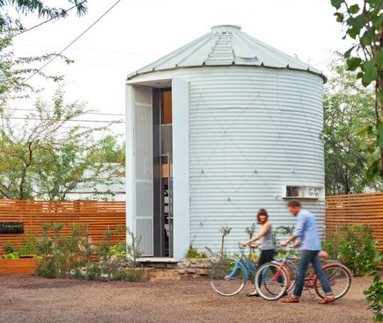 6 Abandoned Grain Silos Repurposed Into Swanky Modern