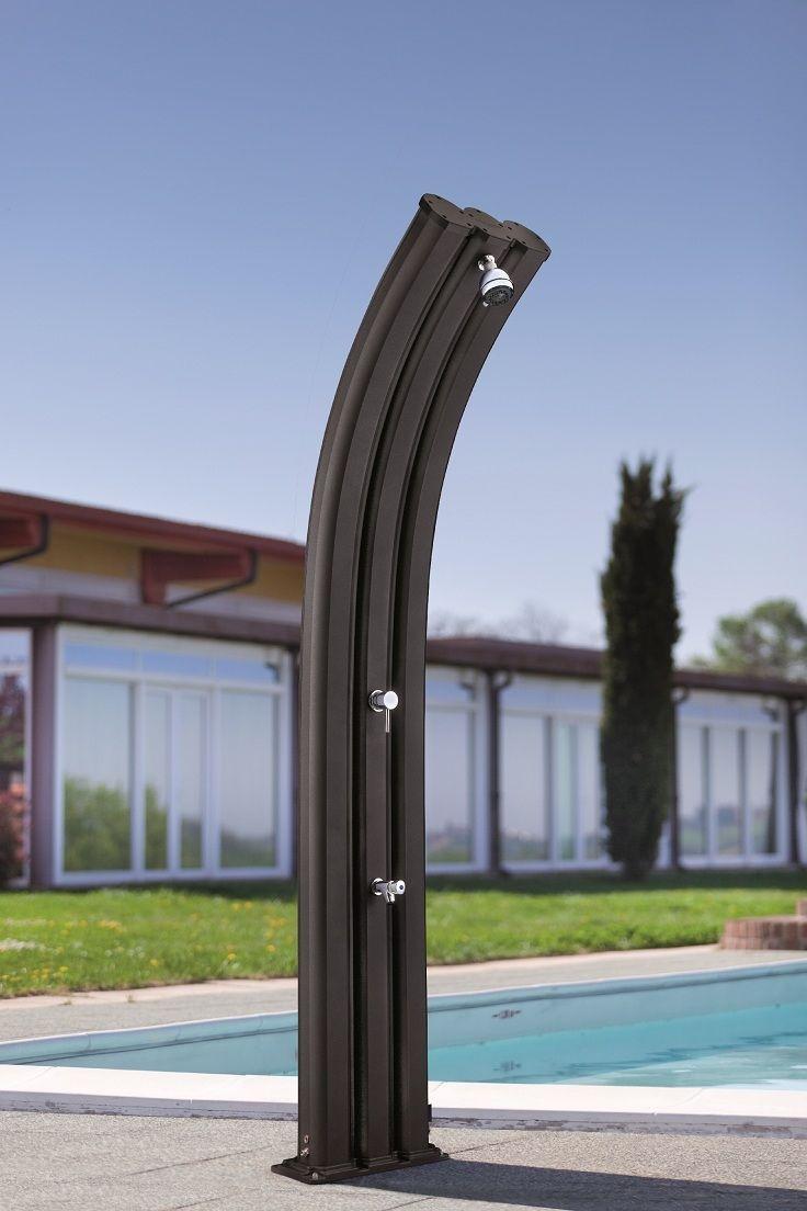 Doccia solare per #piscina Zodiac