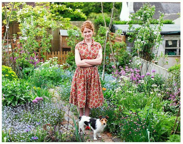 Gardening heroes: Alys Fowler - always read her gardening column in Saturday's Guardian newspaper: http://www.guardian.co.uk/lifeandstyle/series/alys-fowler-s-gardening-column
