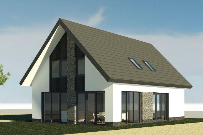 Nieuwbouwwoning in Plan de Bornsche Maten in Borne
