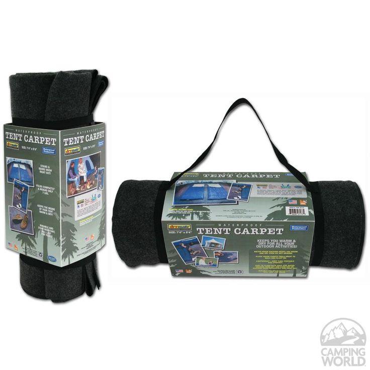 Drymate Tent Carpet - RPM TCMC88100 - Tent Accessories - Camping World