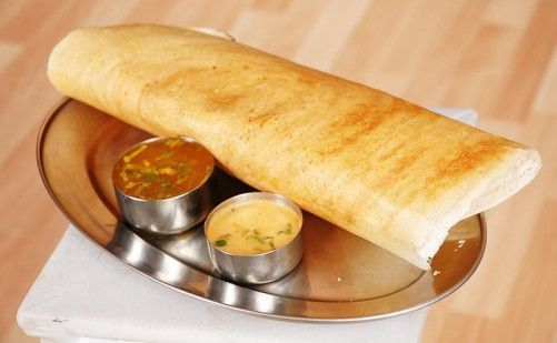 South Indian Breakfast Recipes - Dosa