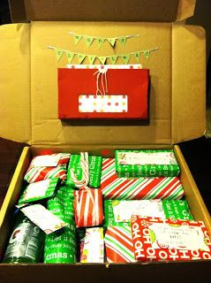 Missionary Package Ideas: Christmas
