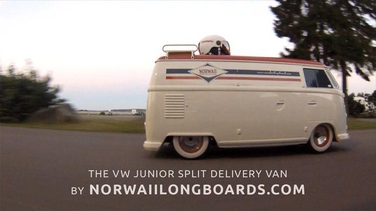 Electric Go Kart VW Bus