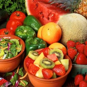 Diet to prevent throat infections