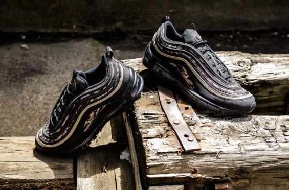 pretty nice 41a53 9e412 Look Out For The Nike Air Max 97 Tiger Camo Black There was an exclusive  Nike