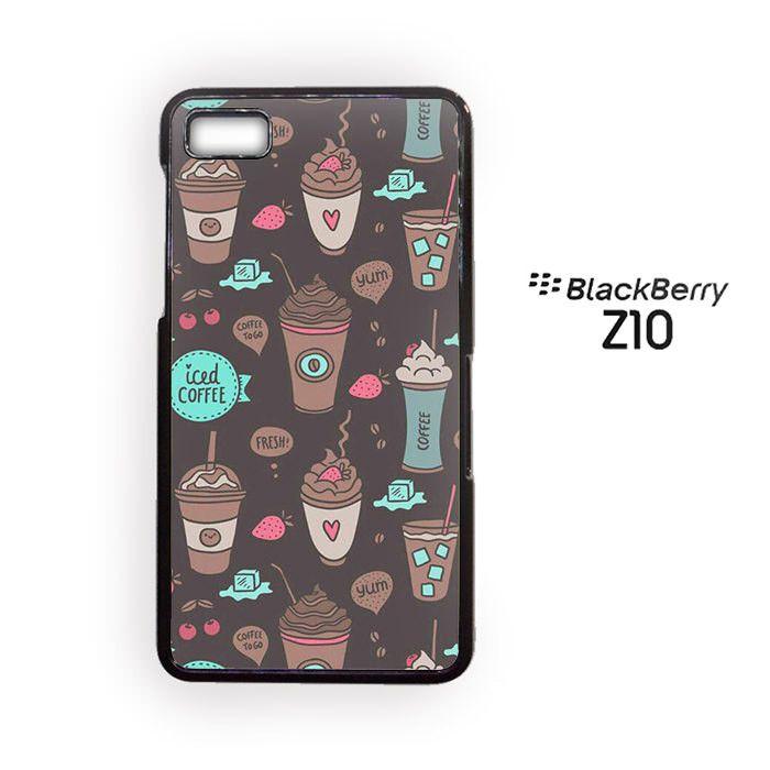 Cool art Ice for Blackberry Z10/Blackberry Q10 Phonecases