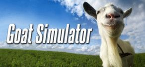 Goat Simulator on Steam - The promos and pictures will leave you laughing and confused!  I can't believe this exists, but I'm very happy that it does.  Be sure to read the description.