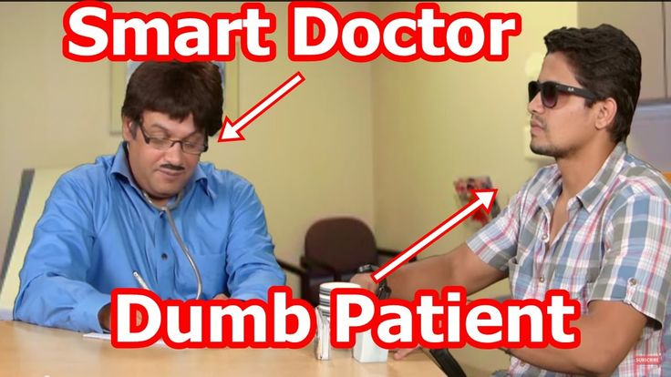 Smart Doctor and Dumb Patient - Doctor Patient Jokes - Suresh Menon Come...