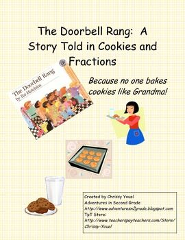 22 best images about the doorbell rang on pinterest activities fraction games and mentor texts. Black Bedroom Furniture Sets. Home Design Ideas