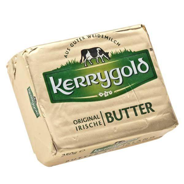 kerry gold butter | Kerrygold original irische Butter (Bild: VKI) vergrößert anzeigen