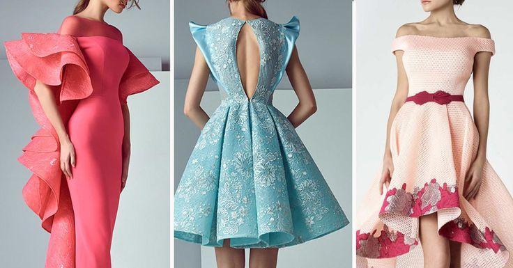 Toate femeile adoră rochiile, mai ales cele de seară. O rochie aleasă cu gust umple ținuta noastră de feminitate, gingășie și finețe. Există diferite tipuri de rochii: cotidiene, clasice, de nuntă, de seară. Cele din urmă sunt probabil cele mai expresive dintre toate. Îmbrăcând o asemenea rochie parcă te transformi într-o prințesă, indiferent dacă e vorba de o petrecere festivă sau o ieșire la teatru. Redacția noastră a găsit o colecție de rochii create de designerul libanez Saiid Kobeisy…