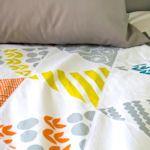 How To Make Duvet Covers: {20 Free Patterns & Tutorials} : TipNut.com