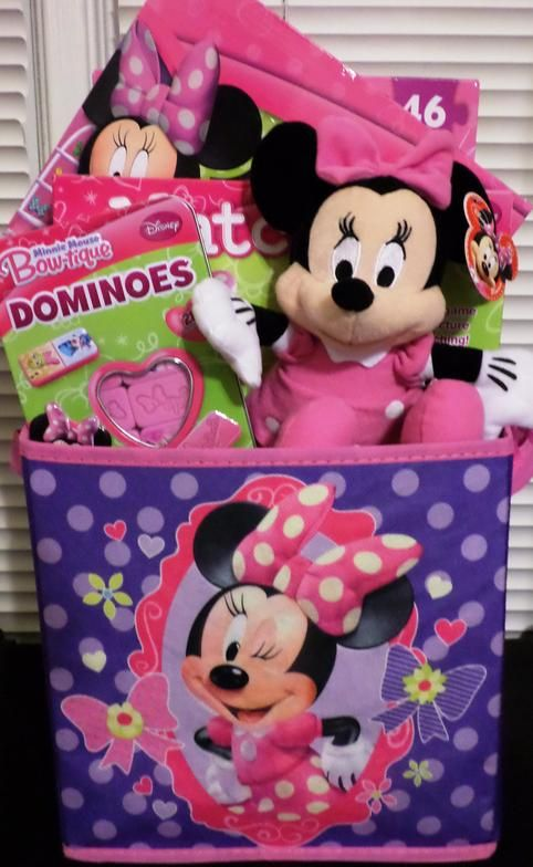 52 best gift ideas for children images on pinterest gift baskets doc mcstuffins gift basket gift baskets for children negle Images