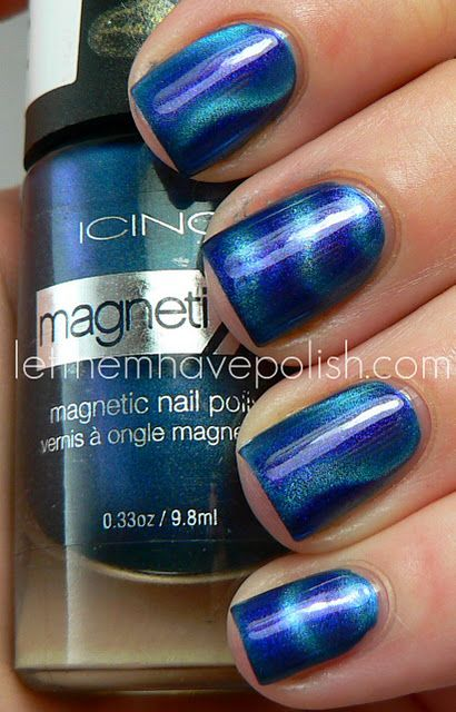 AWESOME!!  I think I am in love with these Magnetic polishes!