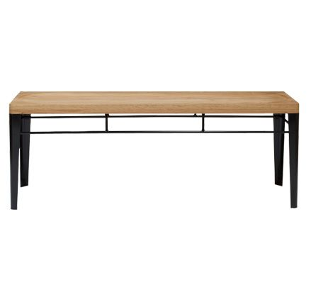 The WB Bench by designer David Walley http://www.zenithinteriors.com.au/product/2409/wb-bench