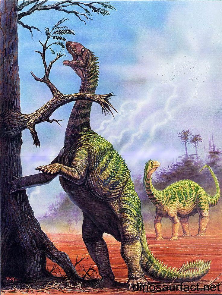 Dinosaurs Era 105 best Triass...