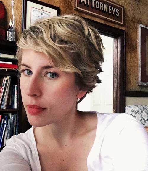 20 Kurze formale Frisuren mit heißester Art und Weise