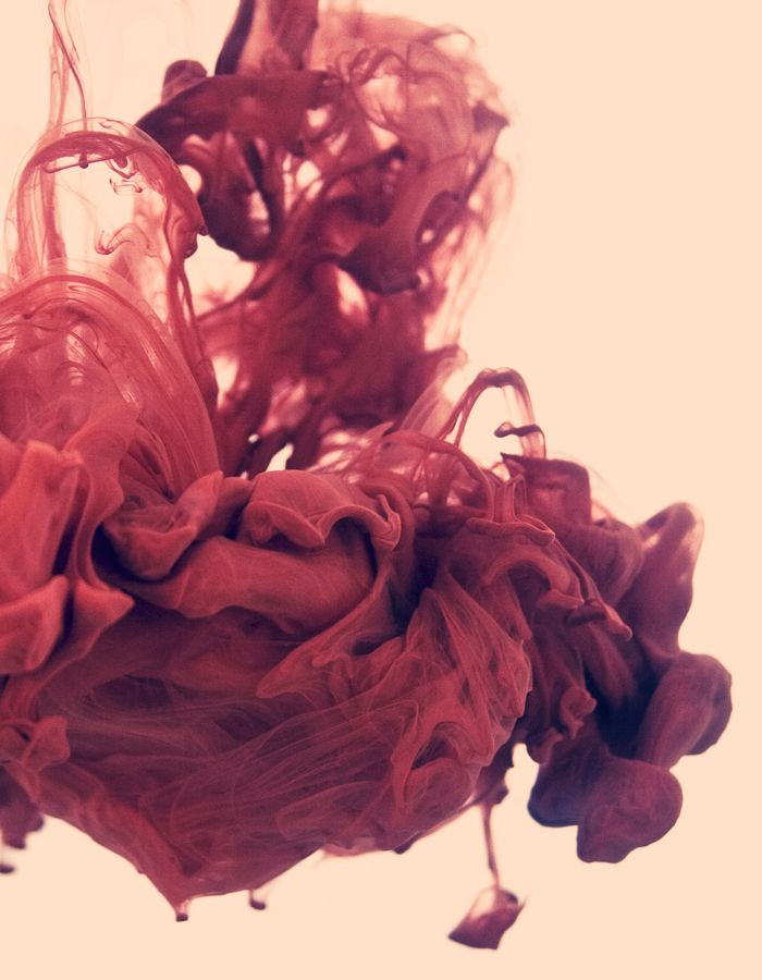 Ink In Water - Alberto Seveso
