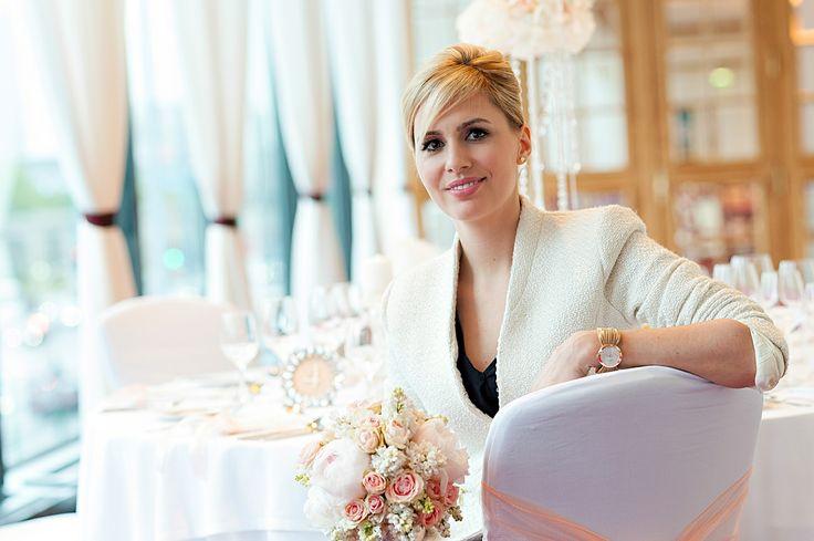 #Aga #Popielewicz #weddingshow #powiedzmytak | więcej: http://powiedzmytak.pl/artykul/wedding-show-powiedzmytak/