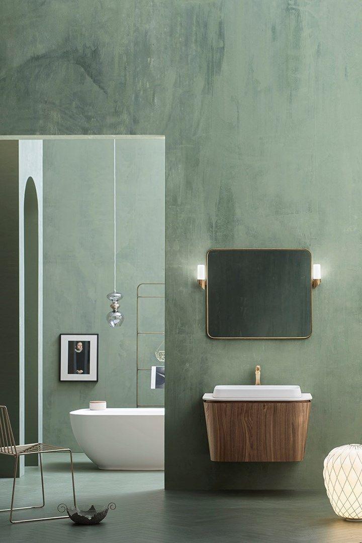 Inspirations | INTERIEUR BAD | Badezimmer, Bad und Schöne bäder