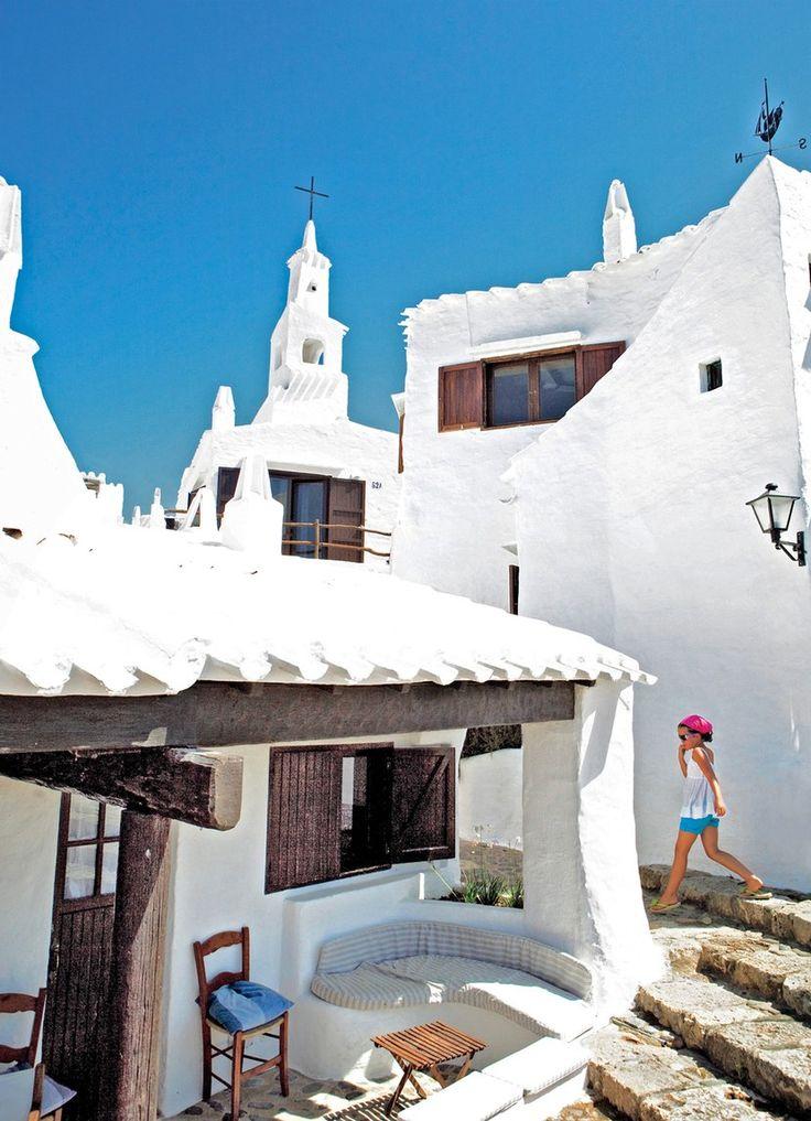 Menorca, Spain.