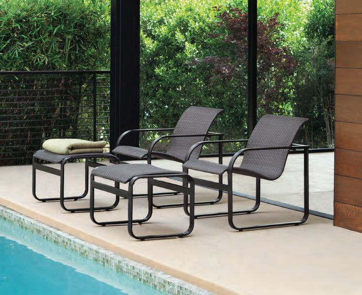 1000 images about Brown Jordan Patio Furniture on