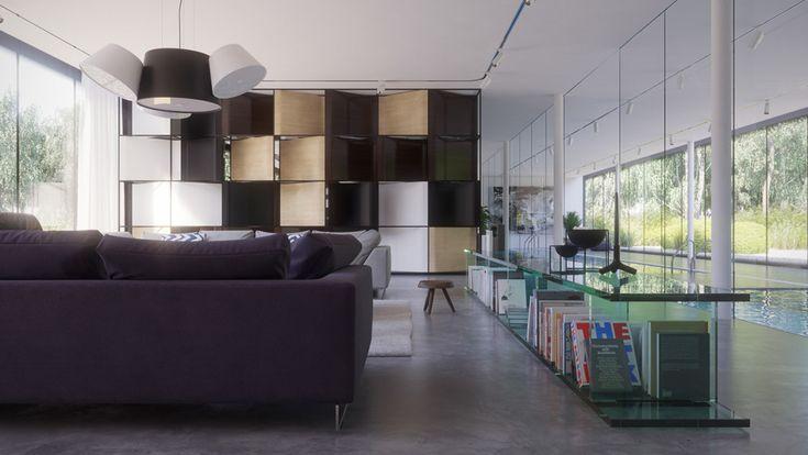 Best of Week 42/2015 - GHoP House by Mario Maleš - Ronen Bekerman - 3D Architectural Visualization & Rendering Blog