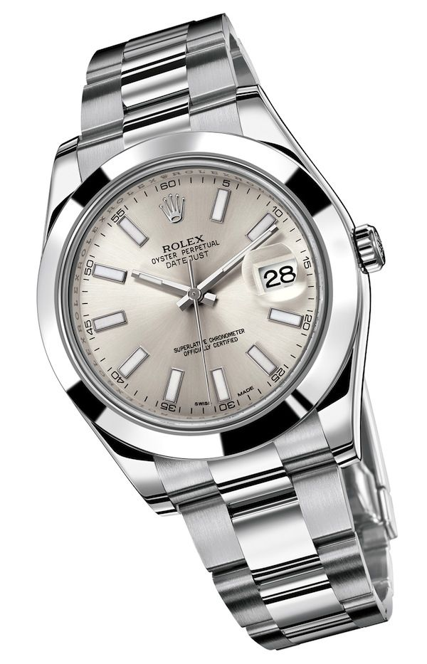 Top 10 Living Legend Watches To Own - Rolex Datejust