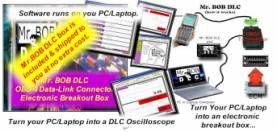 Mr BOB DLC OBD-2 software