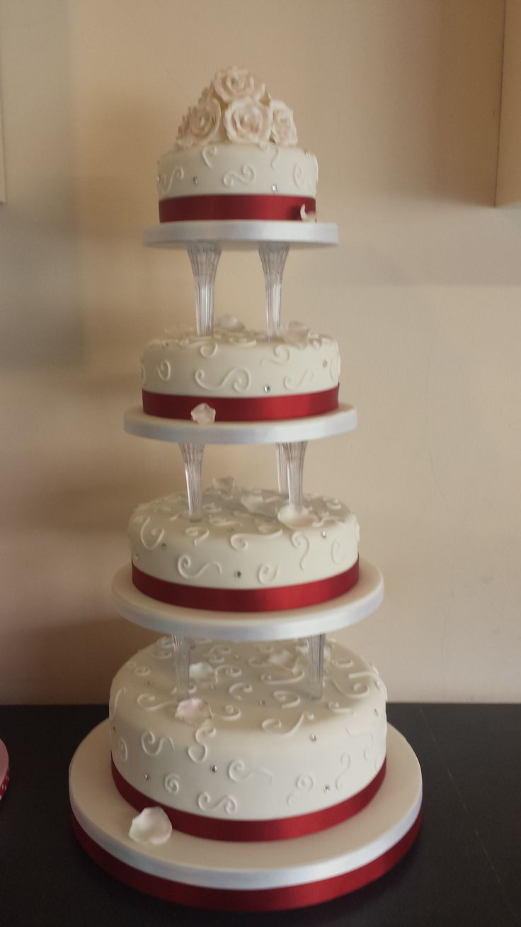 Our wedding cakes are created to suit each customers specific requirements from style, size, tastes and budget Whether it is an elaborate cake for a large party or small intimate occasion. You are guaranteed the professional design service you deserve and have an extensive range of flavours to choose from. Browse the gallery for ideas …