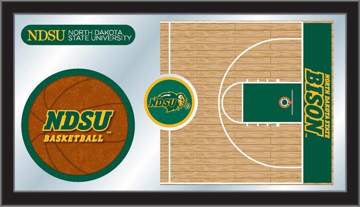 Basketball Mirror - North Dakota State University