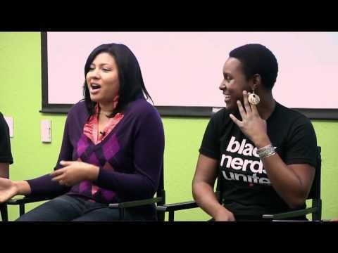 @Google: The Misadventures of Awkward Black Girl - YouTube.  This show was funny and educational!  I highly recommend it.