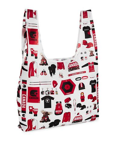 HBC Collections | Olympic Collection | Sochi 2014 Olympics Packable Shopping Tote | Hudson's Bay