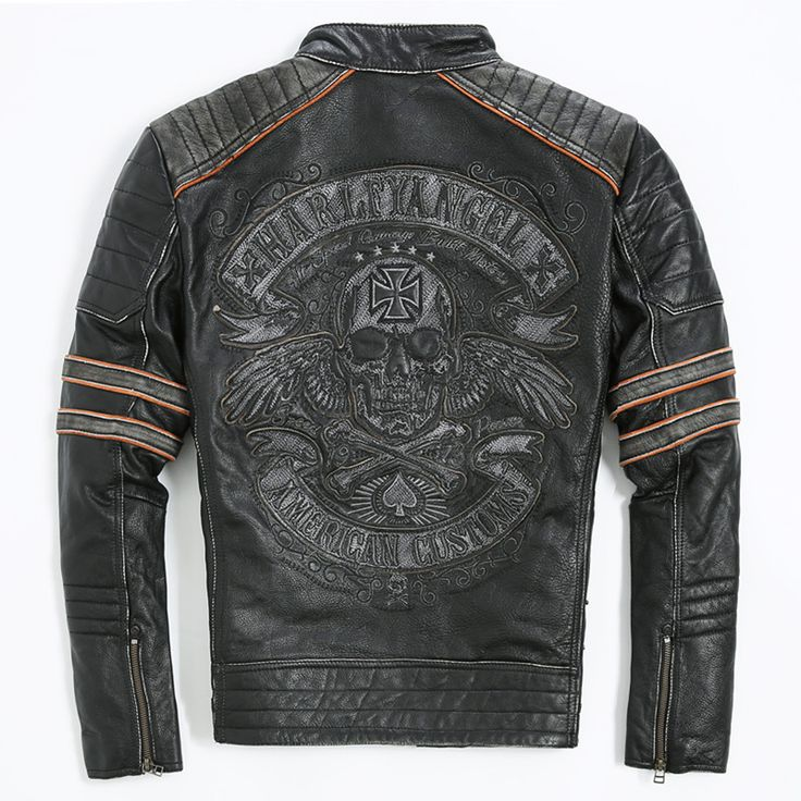 325 best I Like Men Leather Jacket images on Pinterest | Leather ...
