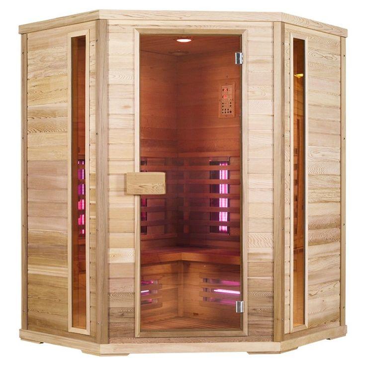 2180 € 150x150  Infrarotkabine | Infrarot | Wärmekabine | Infrarotsauna | Sauna 150 x 150 in Heimwerker, Sauna & Schwimmbecken, Infrarot-Wärmekabinen | eBay!