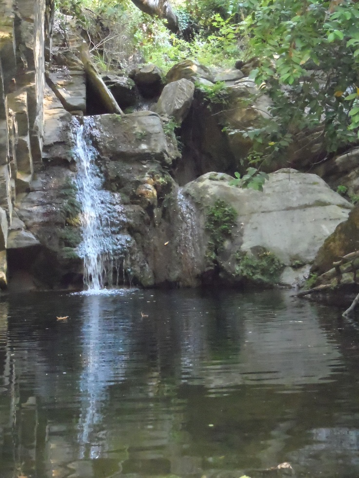 Waterfalls @ Horton-Pelion