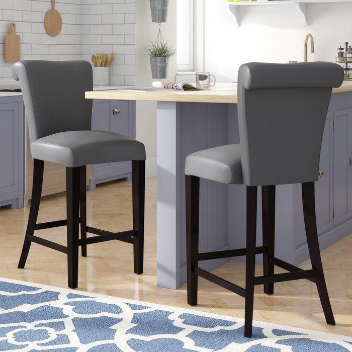 Red Barrel Studio Boysen 24 Bar Stool Reviews Wayfair Home Decor Kitchen Bar Furniture For Sale Bar Furniture