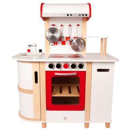 Hape legekøkken Model Multi-function Kitchen