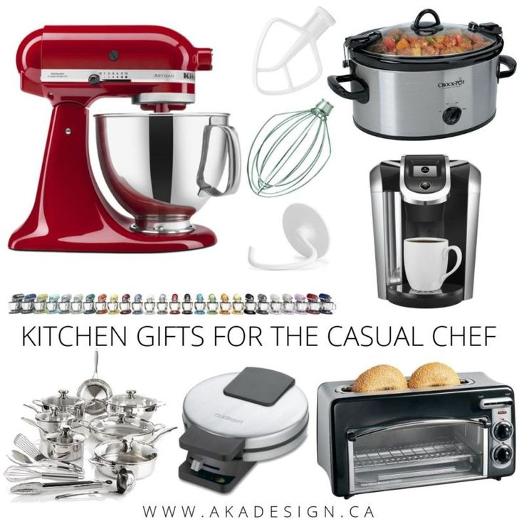 Kitchen Gift Ideas For The Non Professional Chef In Your Life