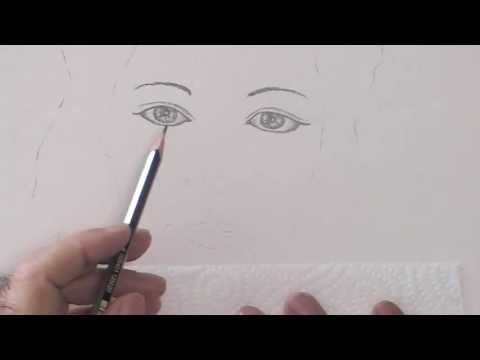 "▶ SEQUENCE SUR ""COMMENT DESSINER UN VISAGE FACILEMENT"" - YouTube"