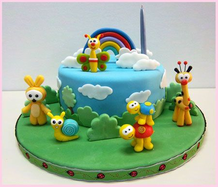 19 best images about baby tv cake on pinterest studios for Baby tv birthday decoration