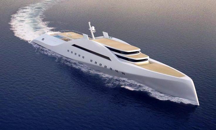 White Night superyacht