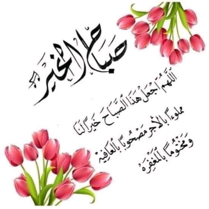 صبـــــاح القلـــوب الجميـلة التي تعيـــش على أمل أن كل شيء سيكون أجمــل وإن كانت العتم Good Morning Images Flowers Good Morning Arabic Good Morning Texts
