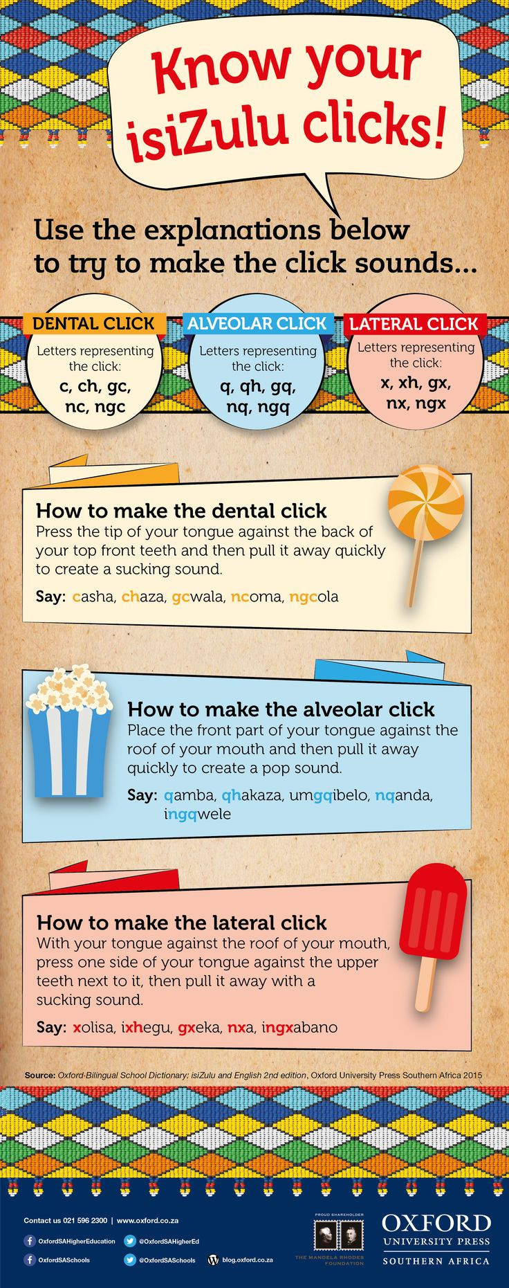 A Beginner's Guide Khoisan: Africa's Clicking Languages