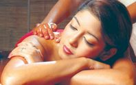 Massage works mainly with muscles. It utilizes various techniques to release tension in muscles anywhere in the body. While some massage can be done on a clothed body, it is preferable to work directly on the skin. Massage relaxes muscle and relieves body tension, while at the same time improving circulation. The sedative or stimulating effects of massage help to control general body tensions and lessen contractions, spasms, and muscle tightness.
