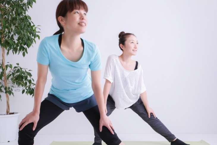 体操 効果 も も クロゲッタマン