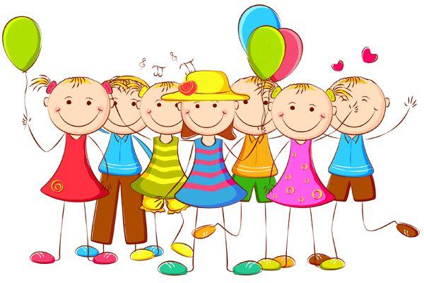 Deti s balóniky