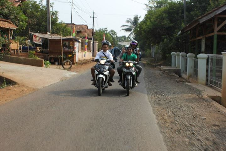 OTW to Curuk Cijalu, Subang - NOS2