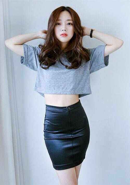 Korean girl girl and fashion pinterest korean - Korean girl picture ...